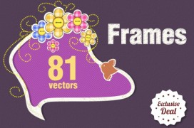 inky-special-vector-frames-set
