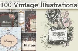 inkydeals-100-vintage-vector-frames-520x360