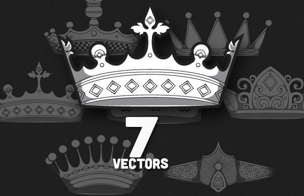 designious vector crowns 3 Deal of the Week: $4,704 worth of Top Quality Resources for Only $79