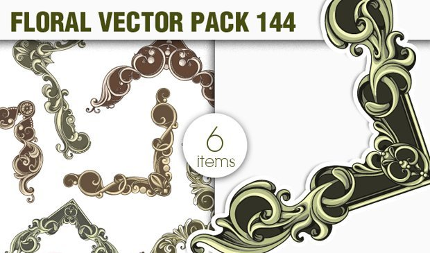 designious vector floral 144 small Deal of the Week: $4,704 worth of Top Quality Resources for Only $79