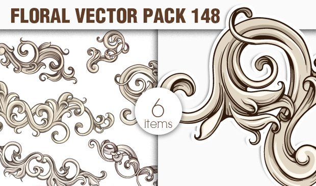 designious vector floral 148 small Deal of the Week: $4,704 worth of Top Quality Resources for Only $79