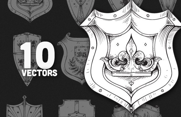 designious vector shields 3 Deal of the Week: $4,704 worth of Top Quality Resources for Only $79