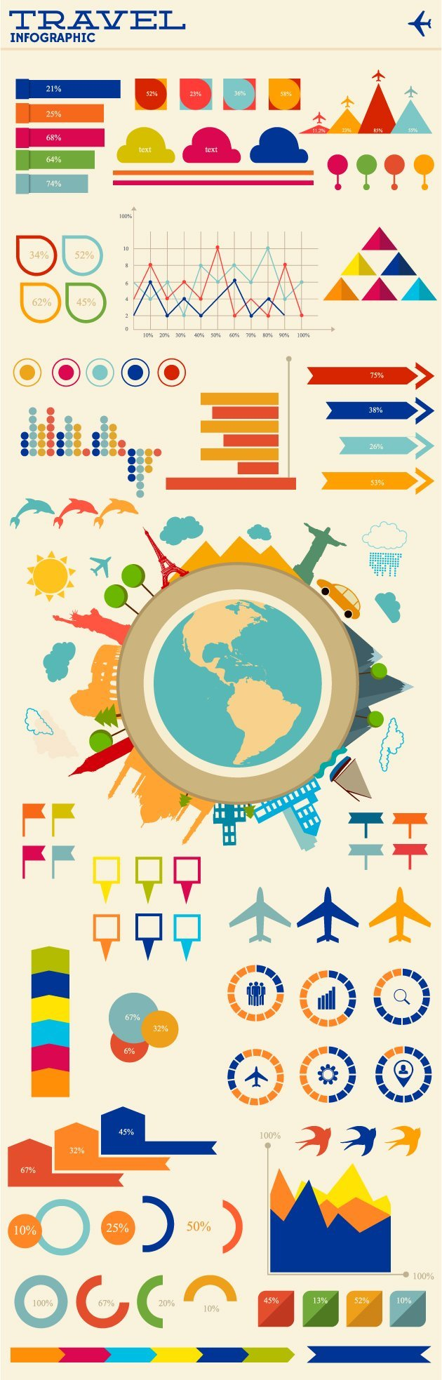 travel-infographic-vector