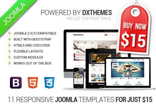 11-responsive-joomla-templates