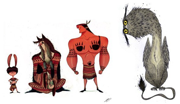 Character Design Essentials : The basic principles for great character design