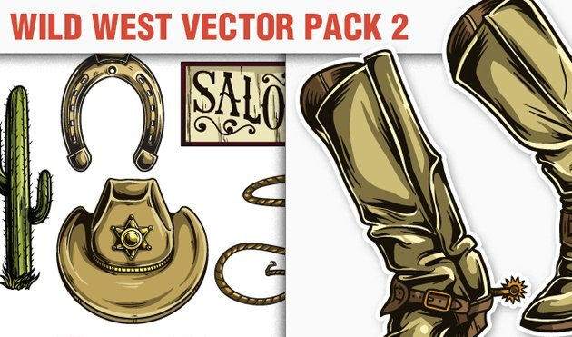 designious vector wild west 2 small Deal of the Week: $4,704 worth of Top Quality Resources for Only $79