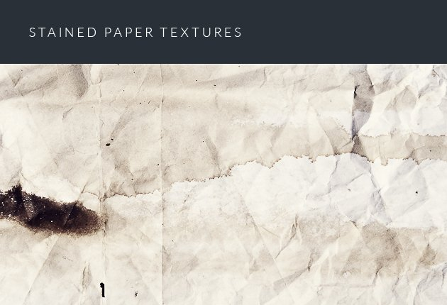 designtnt textures stained paper small Deal of the Week: $4,704 worth of Top Quality Resources for Only $79