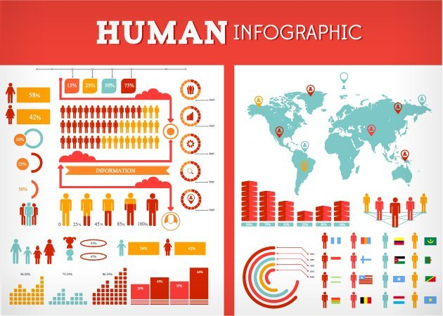 human infographic vector small Deal of the Week: $4,704 worth of Top Quality Resources for Only $79