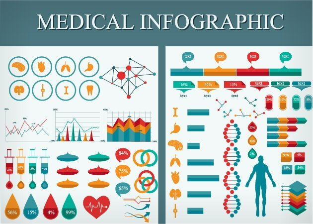 medical infographic vector small Deal of the Week: $4,704 worth of Top Quality Resources for Only $79