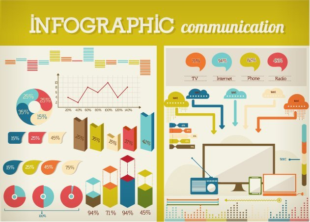 vector infographic communication small Deal of the Week: $4,704 worth of Top Quality Resources for Only $79