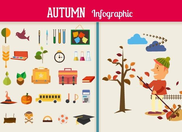 autumn-flat-vector-elements-small