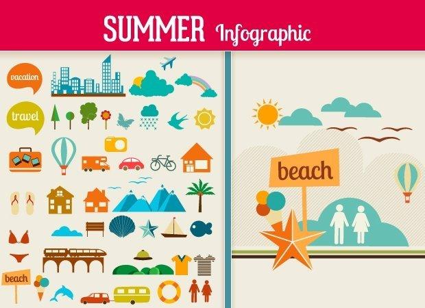 designtnt-vector-summer-infographic-small