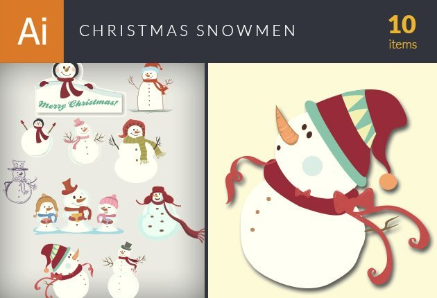 Winter-Elements-Snowmen-small