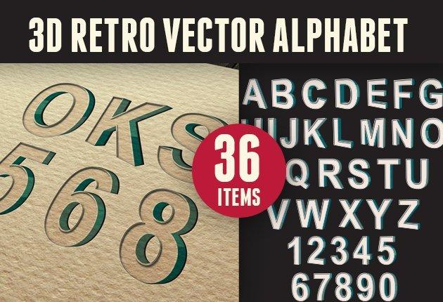 letterzilla-super-premium-vector-alphabets-3D-retro-small