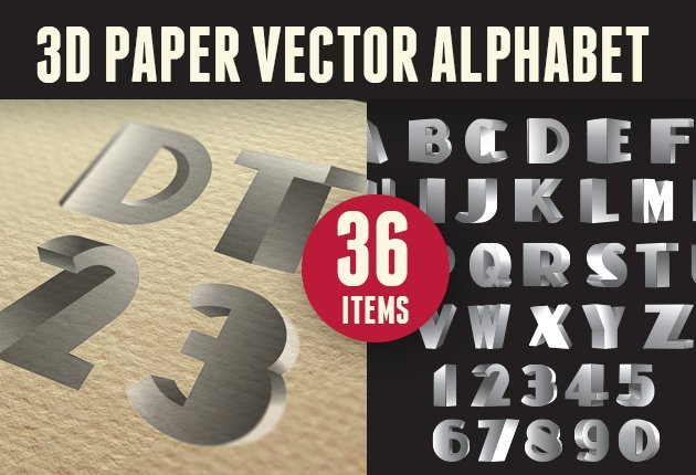 letterzilla-super-premium-vector-alphabets-3d-paper-small