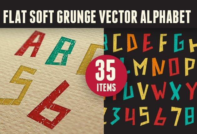 letterzilla-super-premium-vector-alphabets-flat-soft-grunge-small