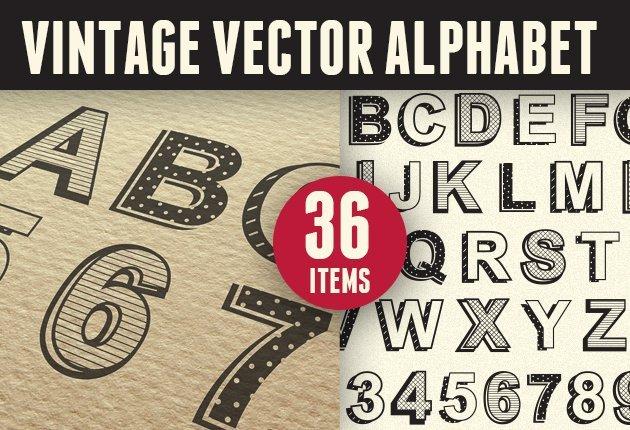 letterzilla-super-premium-vector-alphabets-vintage-small