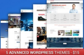 5-advanced-wordpress-templates-preview