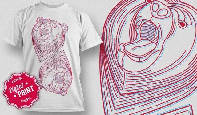 designious-geometric-bear-t-shirt-mockup