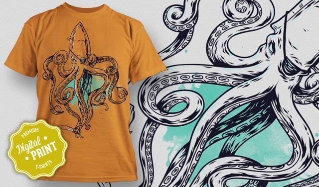designious-sealife-squid-mockup