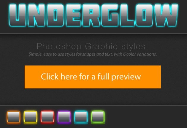 designtnt-underglow-text-styles-small