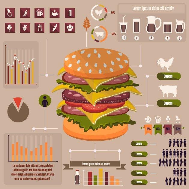 designtnt-vector-food-and-beverage-infographic