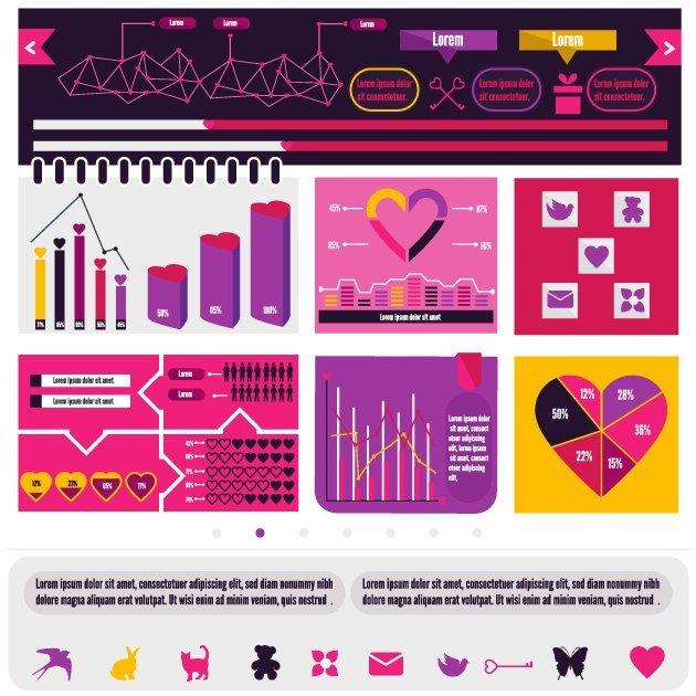 designtnt-vector-love-infographic