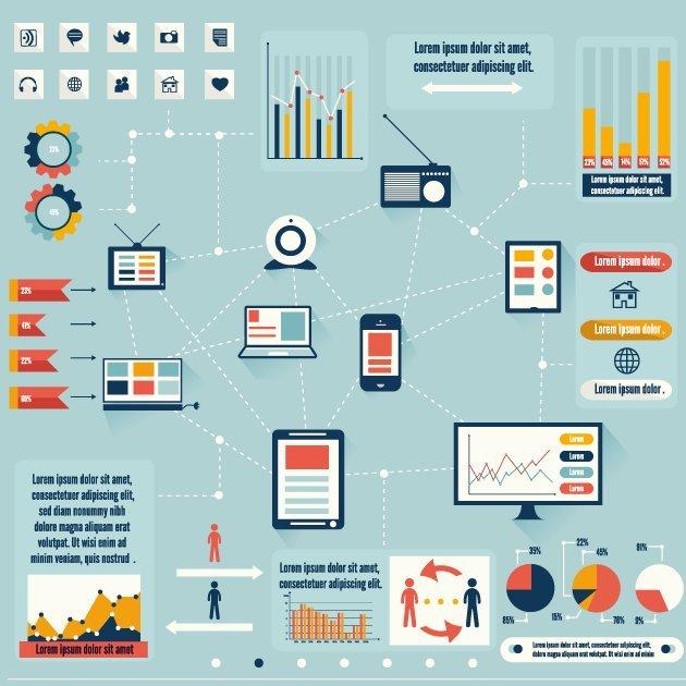 designtnt-vector-technology-infographic