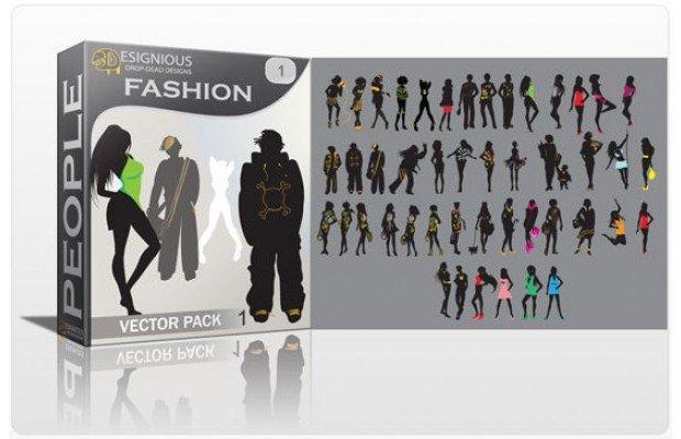 fashion-silhouettes