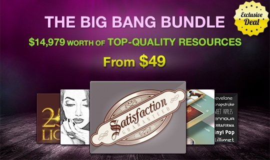 big bang bundle mail1 The Big Bang Bundle: $14,979 worth of Top Quality Resources From $49