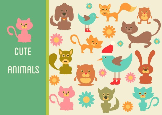 designtnt-vector-cute-animals-small