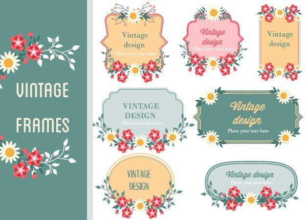 designtnt-vector-floral-frames-small