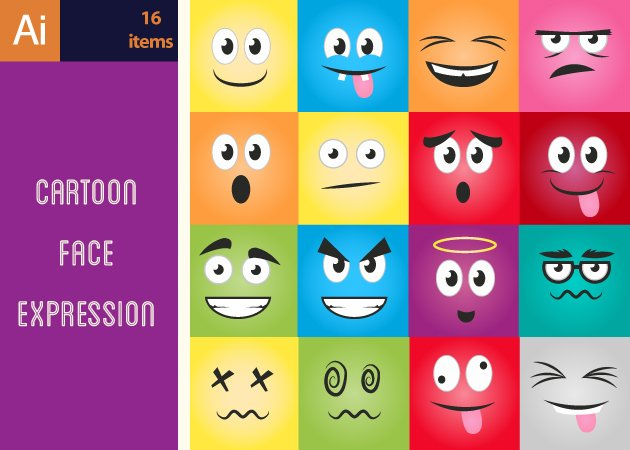 Designtnt-Vector-Cartoon-Face-Expressions-Vector-Set-1-small