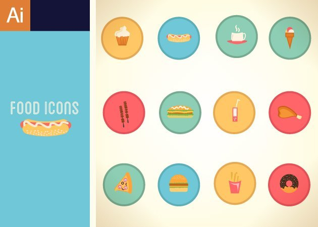 Designtnt-Vector-Fast-Food-Vector-Set-1-small