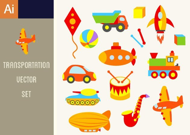 Designtnt-Vector-Transportation-Vector-Set-1-small