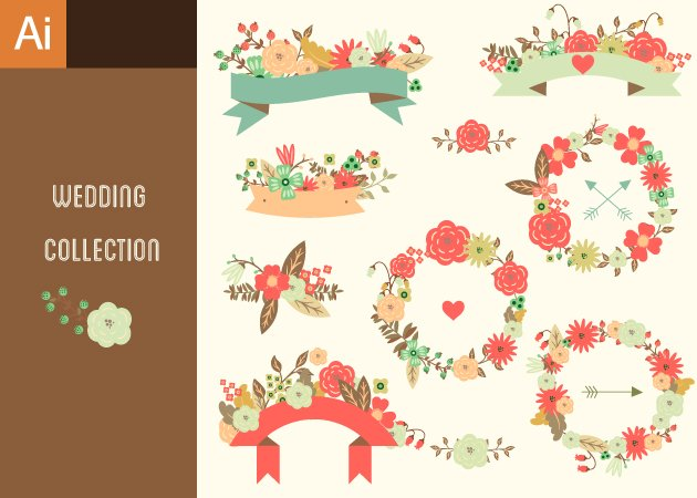 Designtnt-Vector-Wedding-Collection-Set-2-small