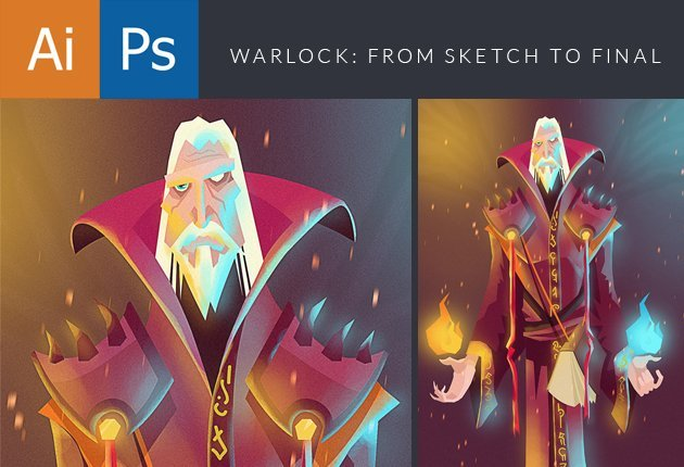 designtnt-tutorial--S01E08 - Warlockpreview