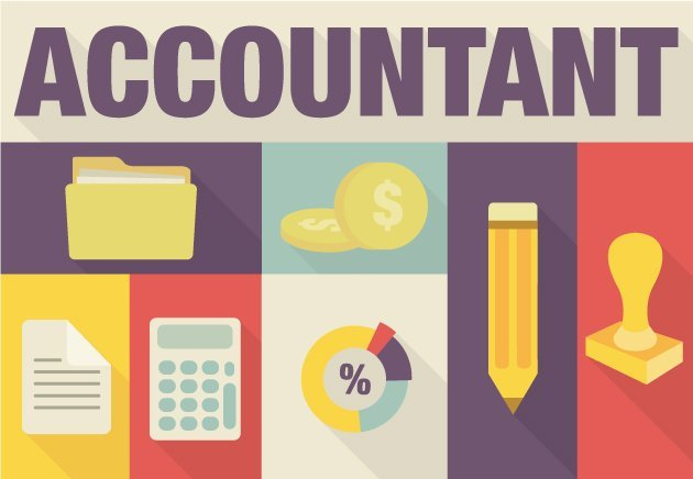 designtnt-vector-Accountant-icons