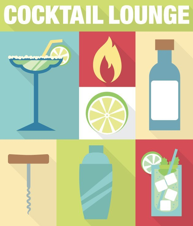 designtnt-vector-Cocktail-lounge-icons