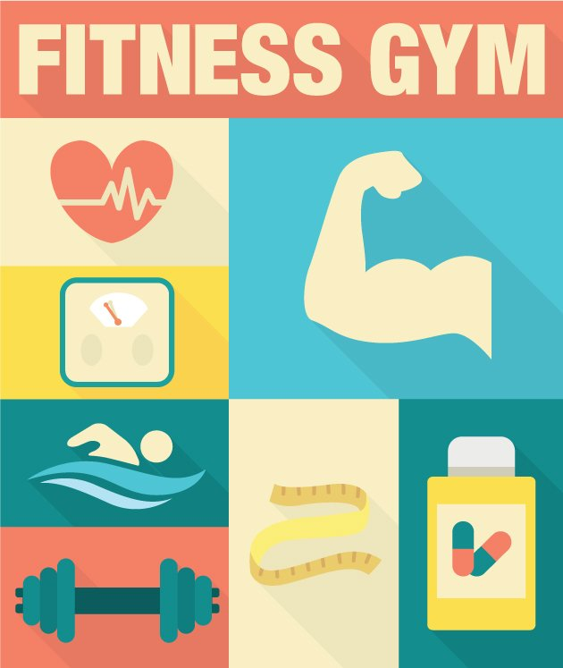 designtnt-vector-Fitness-Trainer-icons