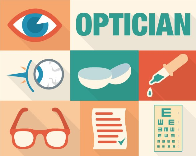 designtnt-vector-Optician-icons