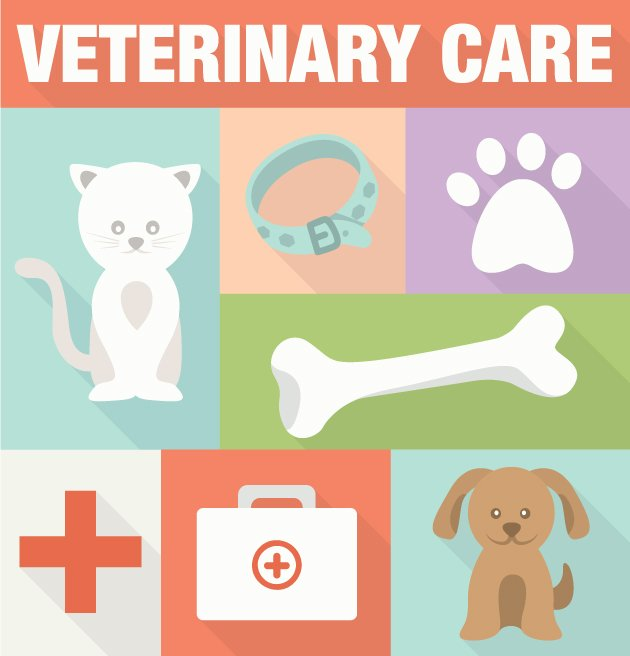 designtnt-vector-Veterinarian-icons