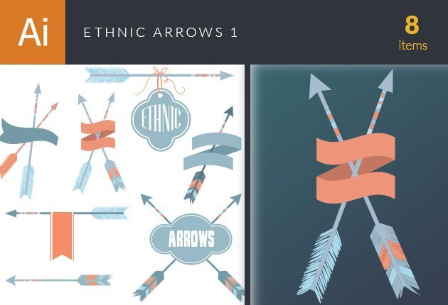 designtnt-vector-ethnic-arrows-set-1-small