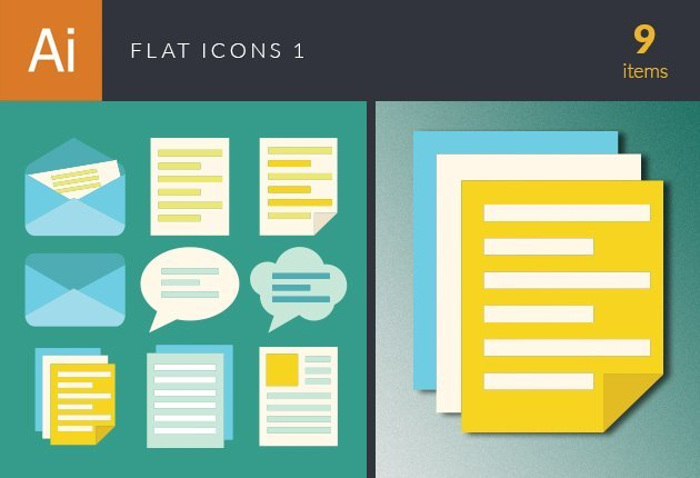 designtnt-vector-flat-icons-set-1-small