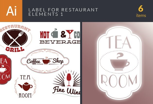 designtnt-vector-label-for-restaurant-set-1-small