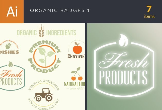 designtnt-vector-organic-badges-set-1-small