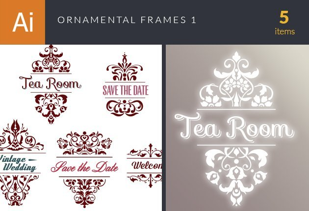 designtnt-vector-ornamental-frames-set-1-small
