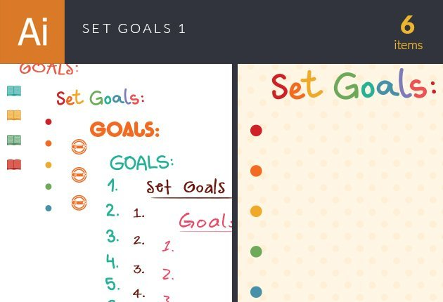 designtnt-vector-set goals-set-1-small