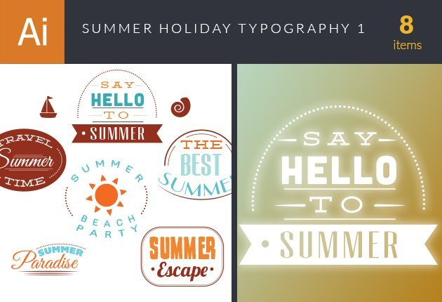 designtnt-vector-summer-holiday-typography-set-1-small