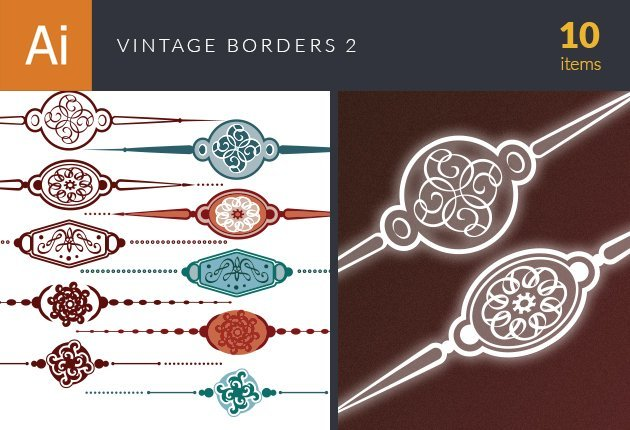 designtnt-vector-vintage-borders-set-1-small
